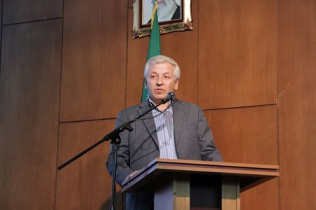 سخنرانی رییس انجمن متخصصان روابط عمومی در یازدهمین جشنواره ملی انتشارات روابط عمومی
