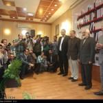 آیین اختتامیه نهمین جشنواره ملی انتشارات روابط عمومی
