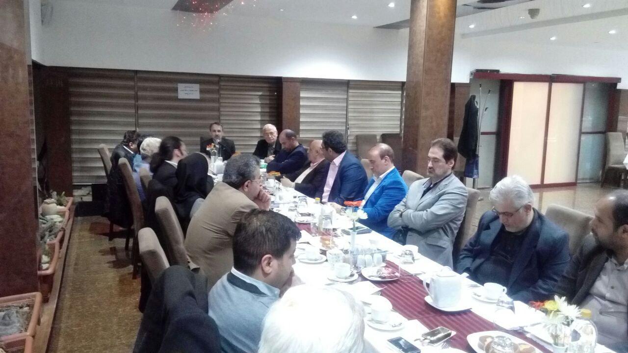 نشست هم اندیشی انجمن متخصصان روابط عمومی برگزار شد